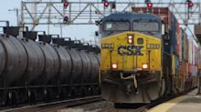 CSX (NASDAQ:CSX) Shareholders Booked A 86% Gain In The Last Five Years