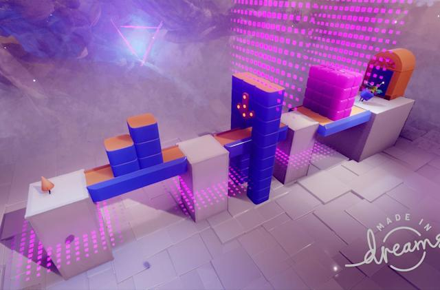 'Dreams' early access begins April 16th on PS4