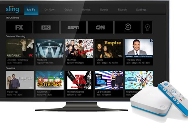 Sling TV accidentally reveals its set-top box for cord cutters