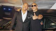 The Rock and Vin Diesel will star in Fast and Furious 9 after feud