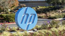 HP tumbles as CEO Dion Weisler will step down