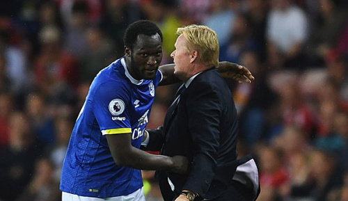 Premier League: Everton: Koeman kontert Lukaku-Aussagen