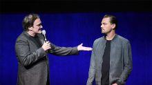Alucina con el look sesentero de Leo DiCaprio y Brad Pitt en lo nuevo de Tarantino