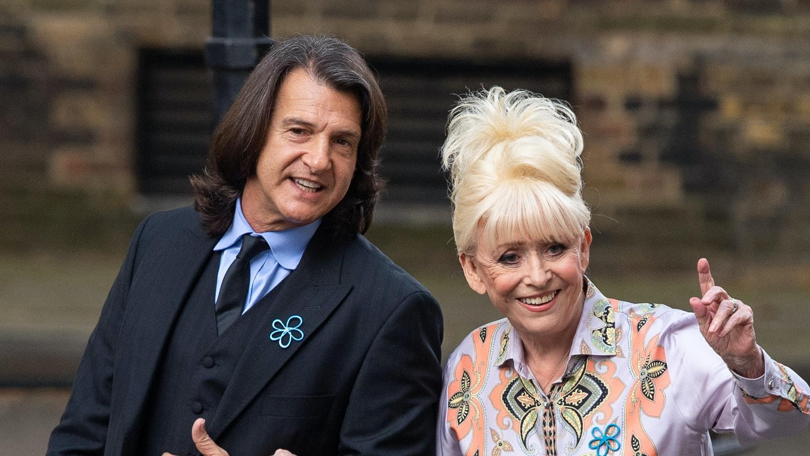 Dame Barbara Windsors husband says she may have to go