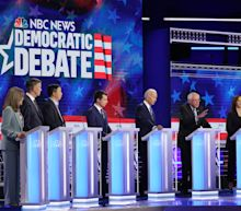 Here are the candidates who will be on stage for the second 2020 Democratic debate