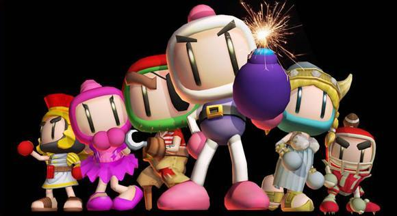 Hudson announces Bomberman Anytime for DSiWare