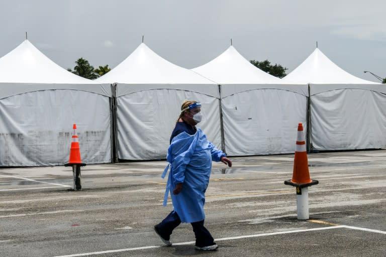 Florida surpasses half a million COVID-19 cases