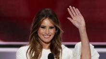 Melania Trump's Convention Dress Continues to Inspire Copycats