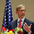 Trump's top Iran envoy quits as US bids to extend Tehran embargo