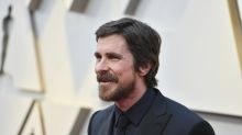 Christian Bale gives his seal of approval for Robert Pattinson playing Batman