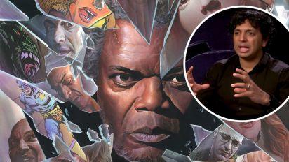 M. Night Shyamalan turned down Marvel and DC
