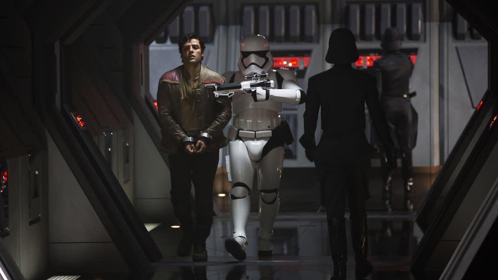 Filmfehler Star Wars 7