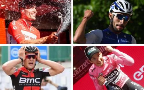 Giro d'Italia on television