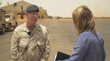 Canada's defence chief on Mali mission