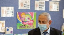 Netanyahu slams Israeli police amid report about cover-up
