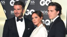 David and Victoria Beckham share birthday messages for son Brooklyn