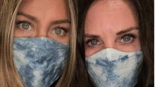 Jennifer Aniston urges fans to wear masks as she shares photo of hospitalized friend: 'This is COVID. This is real'