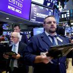 Wall St. falls as investors eye a united hawkish Fed