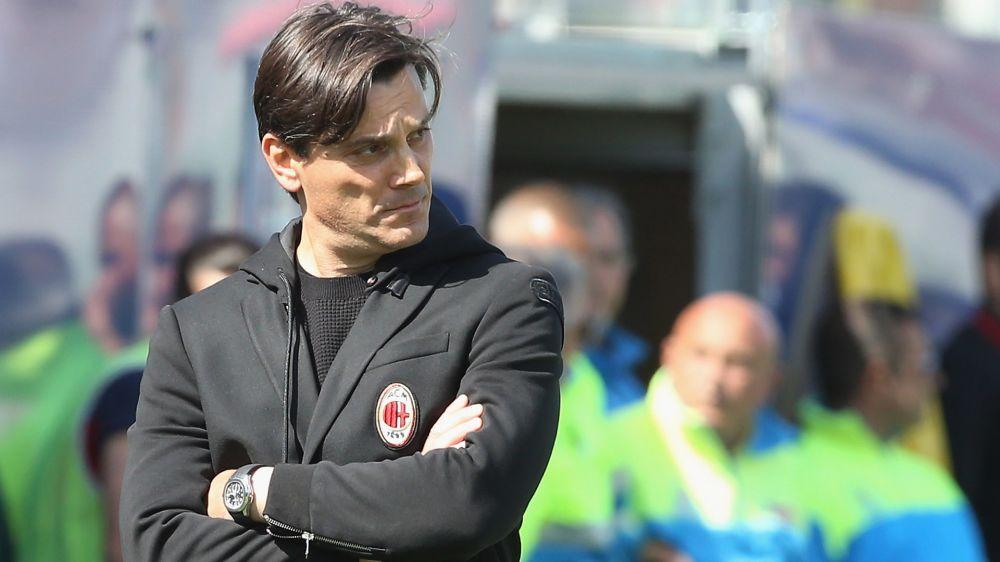 """Montella difende il Milan: """"Crotone da Champions, Donnarumma farà una scelta matura"""""""