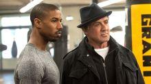 Sylvester Stallone confirms Creed sequel to shoot next year