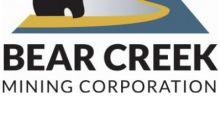 Bear Creek Grants Long Term Incentive Awards