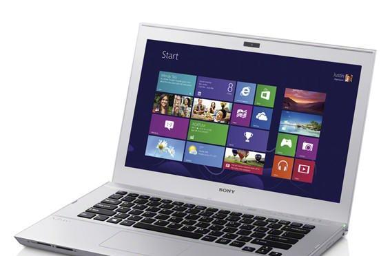 Sony announces 14-inch VAIO T14 Ultrabook, says it will offer the T13 with an optional touchscreen