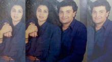 Neetu Singh Remembers Rishi Kapoor With a Sentimental Note
