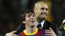 Guardiola, sobre o futuro de Messi: 'Quero que fique no Barcelona'