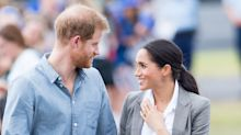 "How Prince Harry and Meghan Markle First Said ""I Love You,"" Revealed"