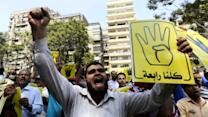 Egypt's Brotherhood under legal threat as bomb hits central Cairo