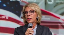 Betsy DeVos Loves To Tell This Teacher's Story. But He Says She Got It All Wrong.