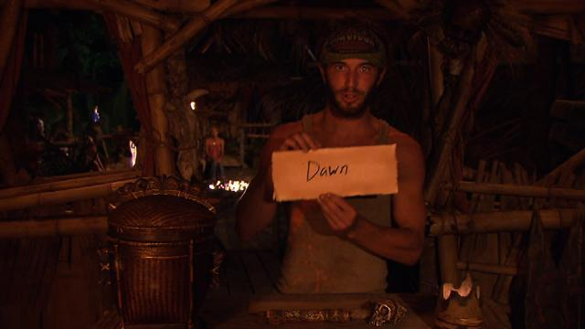 Survivor: Caramoan - Tribal Council Voting