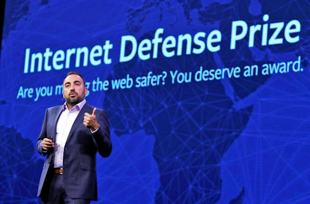 Facebook's outgoing security chief sent a damning company-wide memo