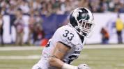 Dantonio: Players will decide if LB can return