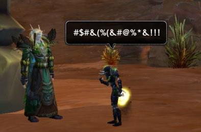 Should WoW players be responsible for player accountability?