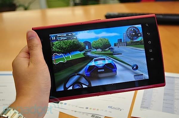 eLocity announces seven 10-inch Android 3.0 tablets... before Android 3.0 is announced