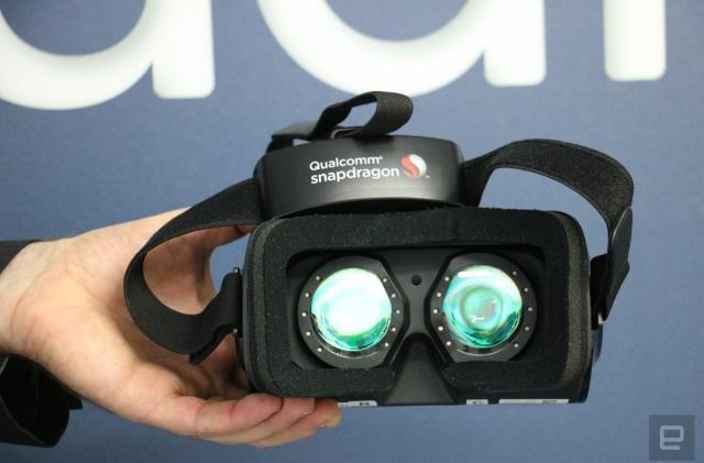 Qualcomm's Snapdragon 845 VR kit needs software to make it shine