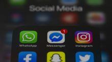 Facebook, Messenger's Twitter accounts hacked
