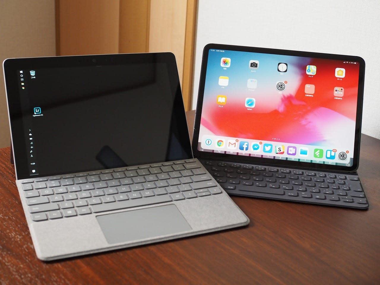 「iPad Pro」も買ったけど、やっぱり「Surface Go」が好き : ベストバイ2018 ...