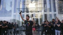 Apple Fifth Avenue is finally open again — here's what it's like inside the 'cube'