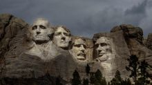 'It's going to cause an uproar': Sioux president says Trump not welcome to visit Mount Rushmore