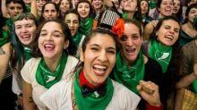 Légalisation de l'avortement en Argentine : le vert comme étendard