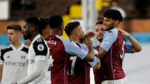 Aston Villa keep up winning start and leave Fulham looking out of their depth