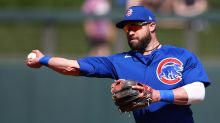 Jason Kipnis returns to Cleveland for the first time since joining the Chicago Cubs
