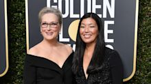 Golden Globes 2018: Emma Watson and Meryl Streep among actresses to take activists as their date