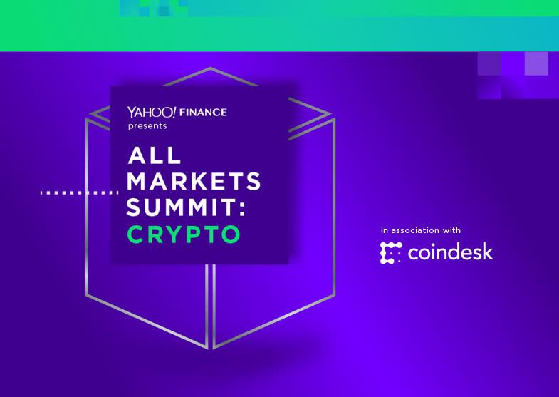 <bold>Yahoo</bold> <bold>Finance</bold> All Markets Summit: Crypto, February 7, 2018