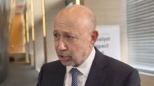 Goldman Sachs CEO spends 98% of his time worrying about 2% contingencies