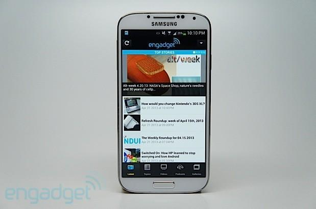 Galaxy S 4 software leak offers near-final Android 4.3 build