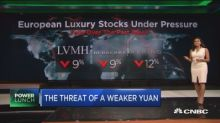 What a weaker yuan could mean