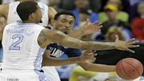 UNC players on win over Villanova
